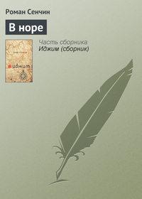 Сенчин Роман - В норе скачать бесплатно