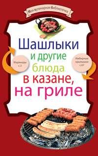 Сборник рецептов - Шашлыки и другие блюда в казане, на гриле скачать бесплатно