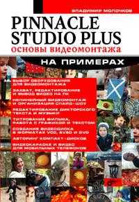 Молочков Владимир - Pinnacle Studio Plus. Основы видеомонтажа на примерах скачать бесплатно