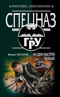 Нестеров Михаил - На один выстрел больше скачать бесплатно
