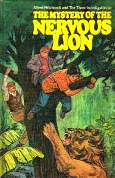 Вест Ник - Тайна нервного льва скачать бесплатно