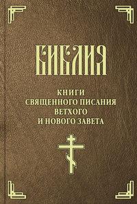 Священное писание - Библия. Книги Священного Писания Ветхого и Нового Завета скачать бесплатно