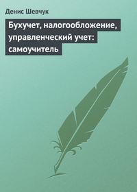 Шевчук Денис - Бухучет, налогообложение, управленческий учет: самоучитель скачать бесплатно