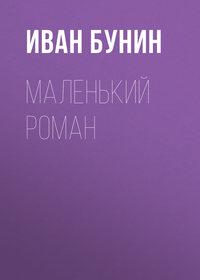 Бунин Иван - Маленький роман скачать бесплатно