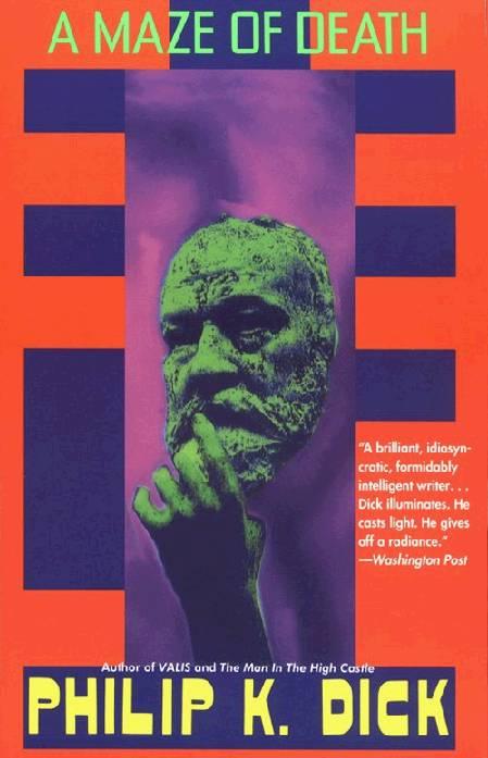 Dick Philip - A Maze of Death скачать бесплатно