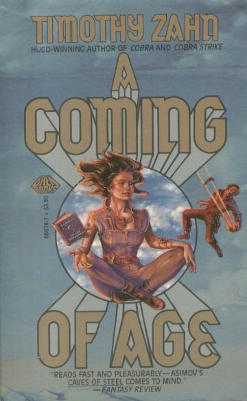 Zahn Timothy - A Coming Of Age скачать бесплатно