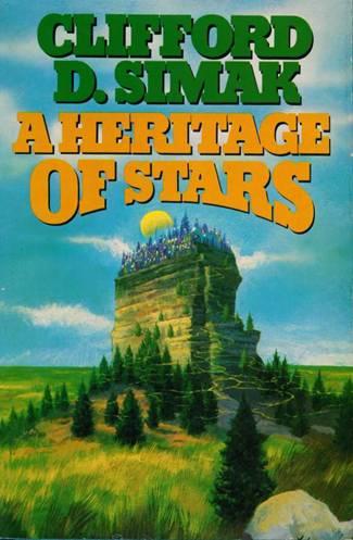 Simak Clifford - A Heritage of Stars скачать бесплатно