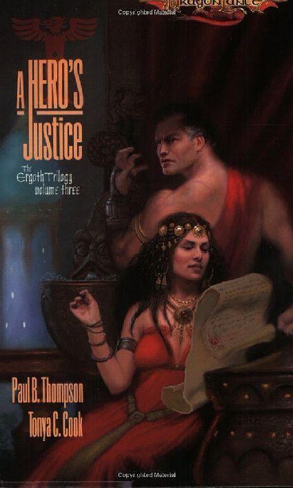 Thompson Paul - A Hero_s Justice скачать бесплатно