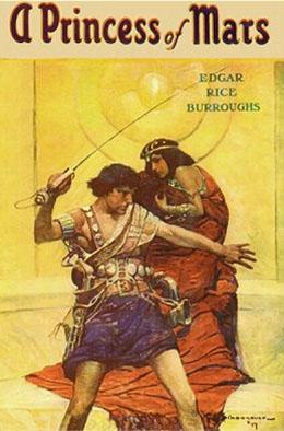 Burroughs Edgar - A Princess of Mars скачать бесплатно