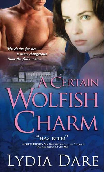 Dare Lydia - A Certain Wolfish Charm скачать бесплатно