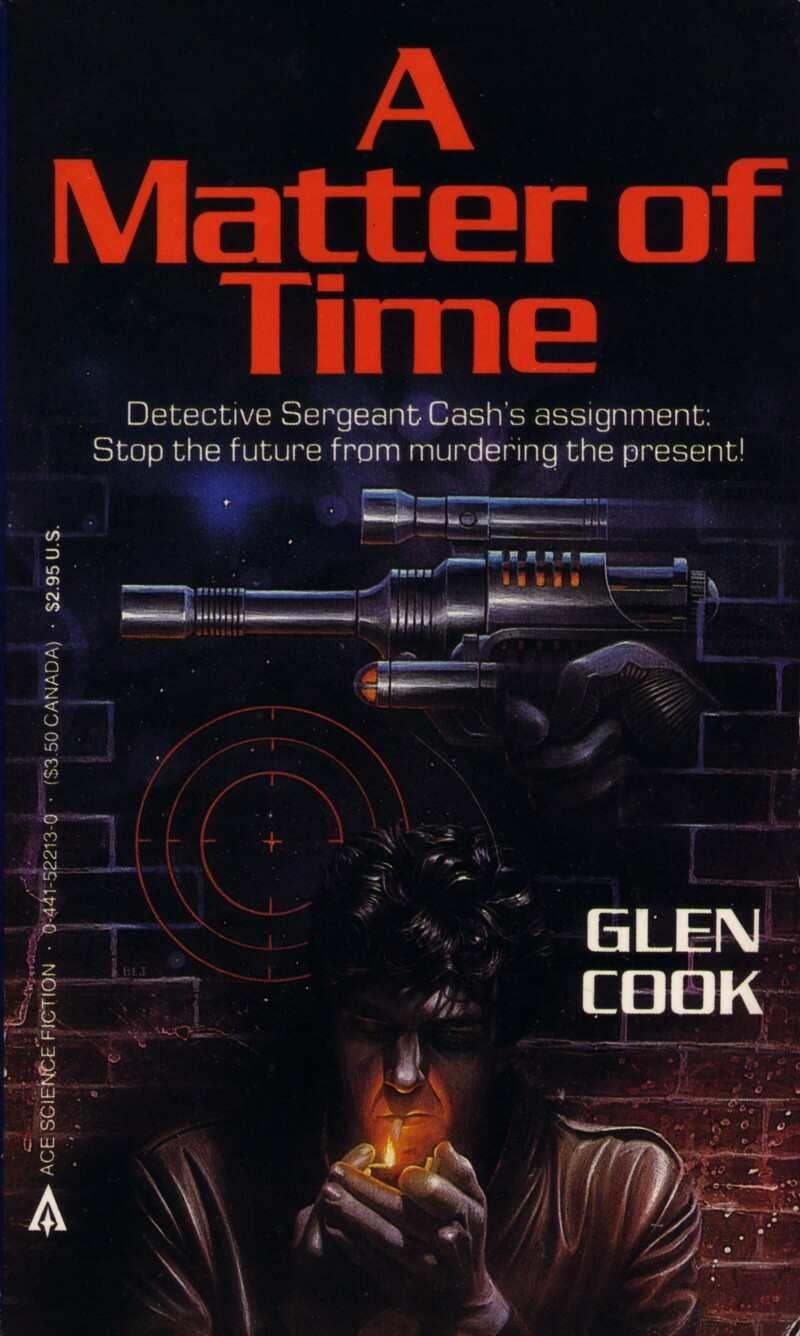 Cook Glen - A matter of time скачать бесплатно