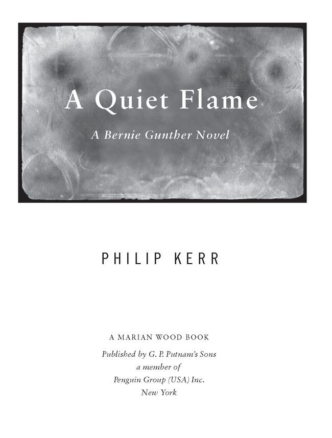 Kerr Philip - A Quiet Flame скачать бесплатно