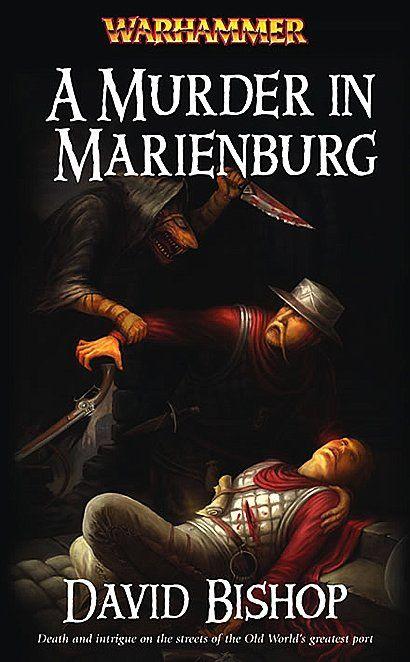 Bishop David - A murder in Marienburg скачать бесплатно