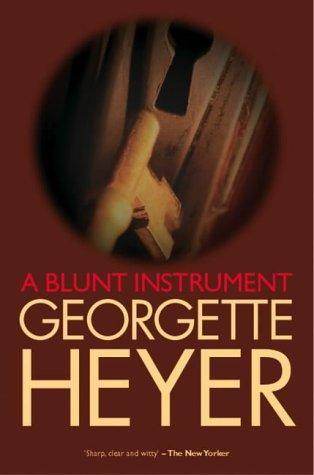 Хейер Джорджетт - A Blunt Instrument скачать бесплатно