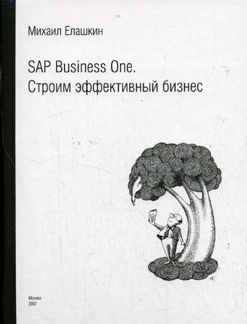 Елашкин Михаил - SAP Business One. Строим эффективный бизнес скачать бесплатно