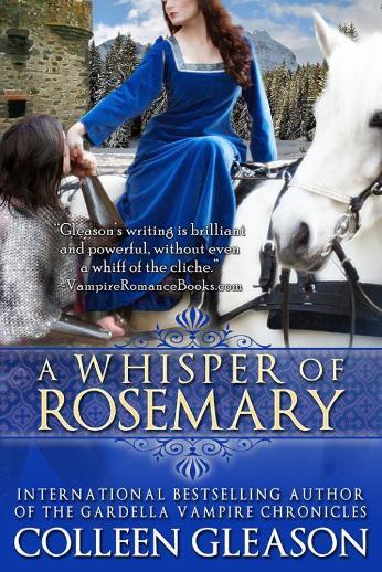 Глисон Колин - A Whisper of Rosemary скачать бесплатно