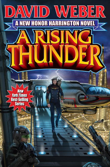 Weber David - A Rising Thunder скачать бесплатно