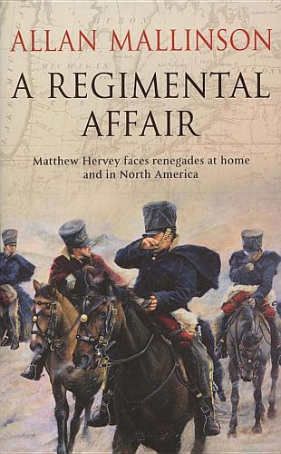 Mallinson Allan - A Regimental Affair скачать бесплатно