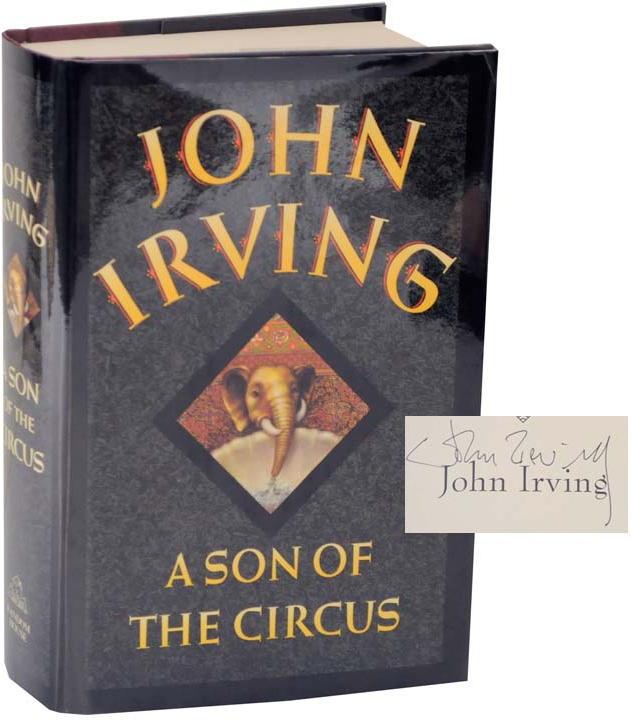 Irving John - A Son of the Circus скачать бесплатно