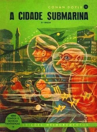 Doyle Arthur - A cidade submarina скачать бесплатно