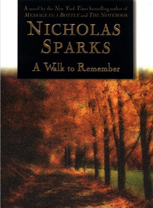 Спаркс Николас - A Walk to Remember скачать бесплатно