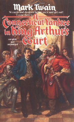 Twain Mark - A Connecticut Yankee in King Arthurs Court скачать бесплатно