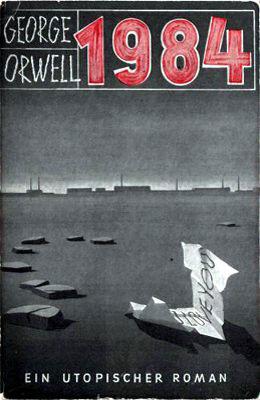 Книга дж.оруэлла 1984