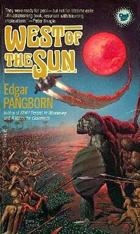 Пэнгборн Эдгар - На запад от солнца скачать бесплатно