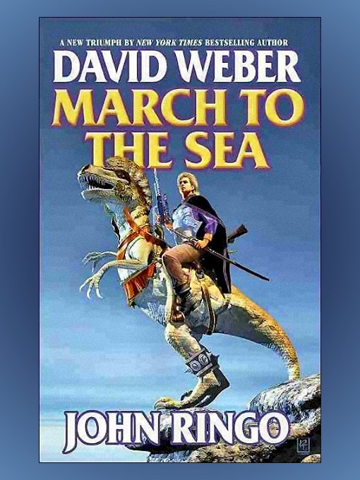 Weber David - March to the Sea - Empire of Man Book II скачать бесплатно