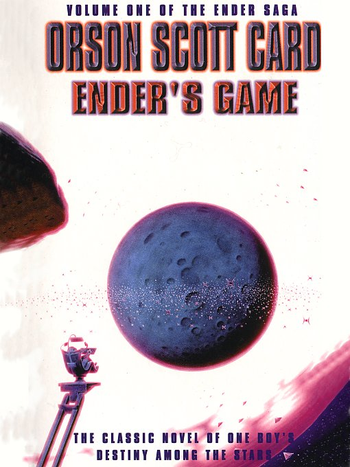 enders game by orson scott card essay Enders game essay custom student mr in the novel enders game the author orson scott card shows us a complete different world than we are used to set into the.