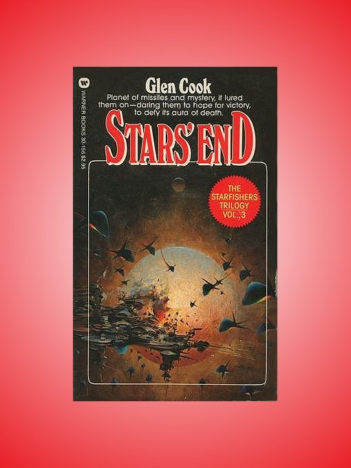 Cook Glen - Stars End - Starfishers Triology Book 3 скачать бесплатно