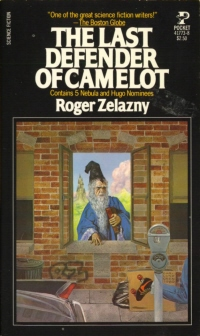 Zelazny Roger - The Last Defender Of Camelot скачать бесплатно