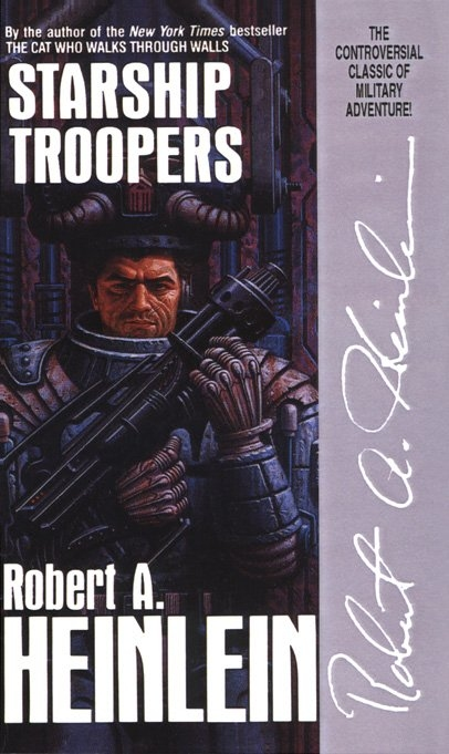 Heinlein Robert - Starship Troopers скачать бесплатно