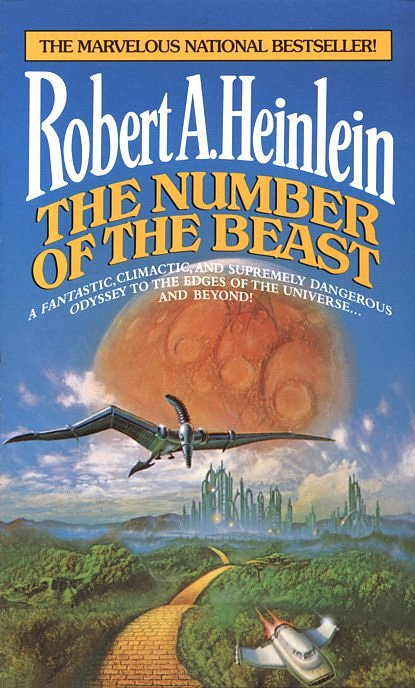 Heinlein Robert - The Number of the Beast скачать бесплатно