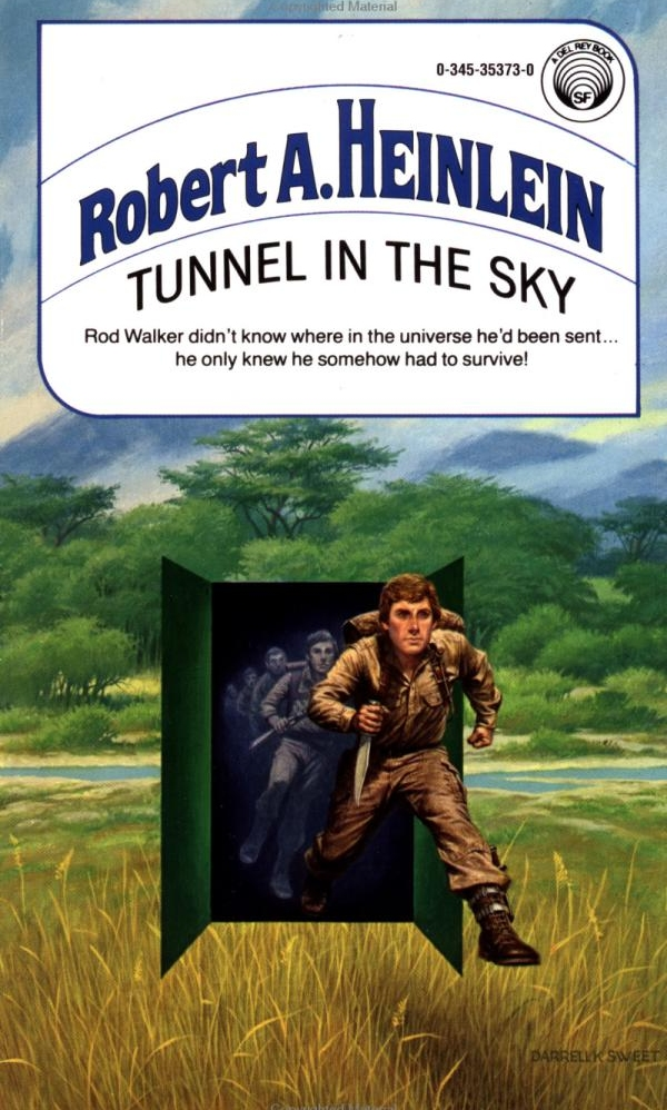 Heinlein Robert - Tunnel In The Sky скачать бесплатно