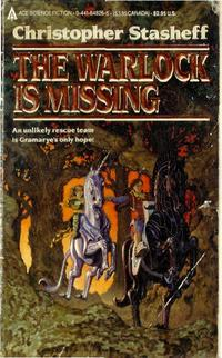 Stasheff Christopher - The Warlock is Missing скачать бесплатно