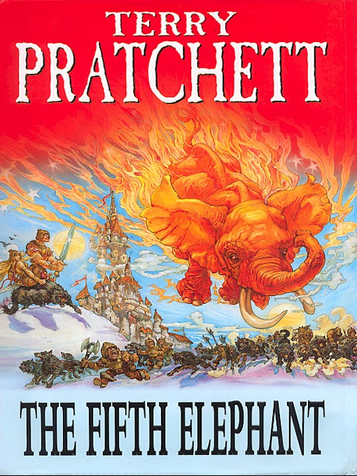Pratchett Terry - The Fifth Elephant скачать бесплатно
