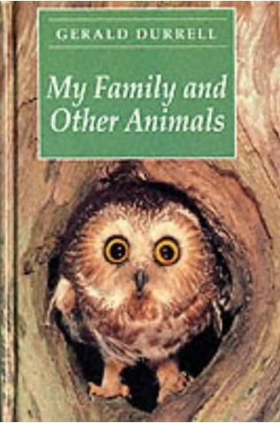 Durrell Gerald - My family and other animals скачать бесплатно