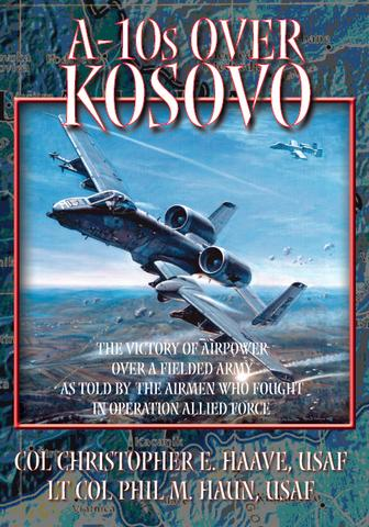 Haave Christopher - A-10s over Kosovo (illustrations removed) скачать бесплатно