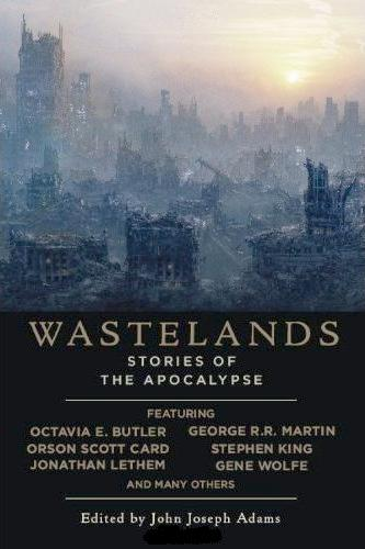 Adams John - Wastelands: Stories of the Apocalipse скачать бесплатно