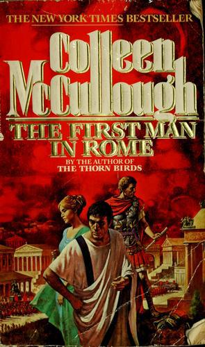 McCullough Colleen - 1. First Man in Rome скачать бесплатно