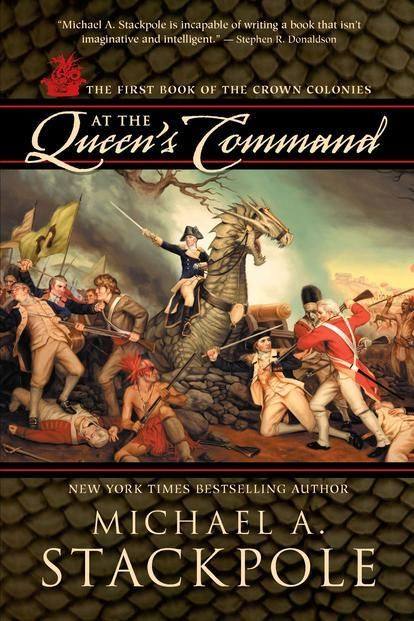 Stackpole Michael - At the Queen_s command скачать бесплатно