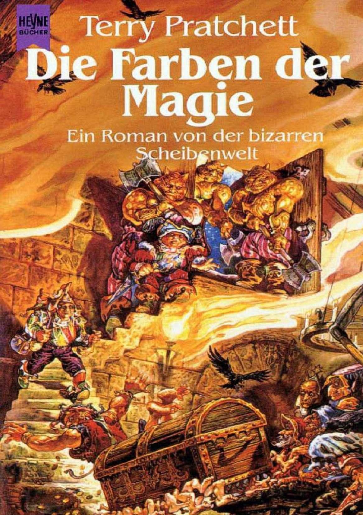 Die Farben Der Magie Hörbuch
