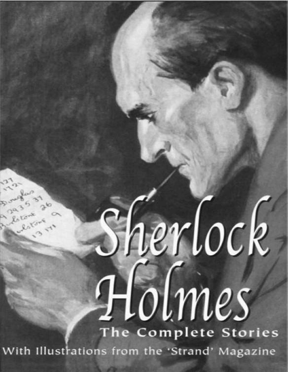 Скачать книгу sherlock holmes