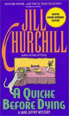 Churchill Jill - A Quiche Before Dying скачать бесплатно