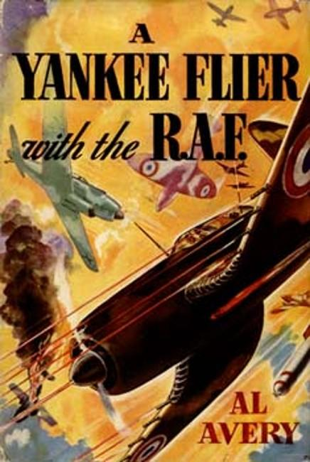Montgomery Rutherford - A Yankee Flier with the R.A.F. скачать бесплатно