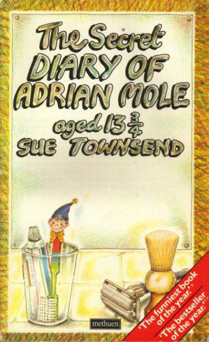 Townsend Sue - The Secret Diary of Adrian Mole, Aged 13 3⁄4 скачать бесплатно
