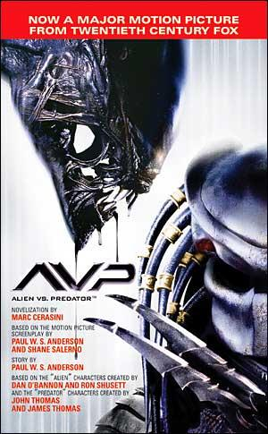 Cerasini Marc - AVP: Alien vs. Predator скачать бесплатно