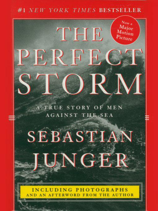 an analysis of the perfect storm a creative non fiction book by sebastian junger