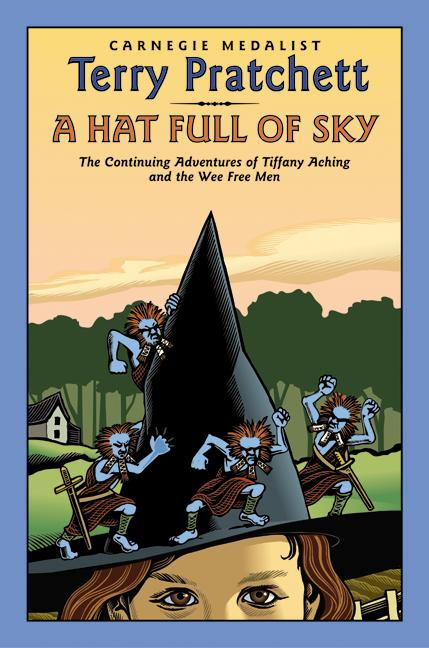 Pratchett Terry - A Hat Full Of Sky скачать бесплатно